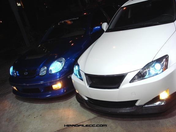 Another Robsdaace 2008 Lexus IS post... - 10570849