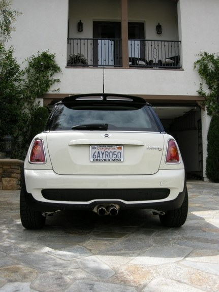 Another MPowerF1 2007 MINI Cooper post... - 10574751