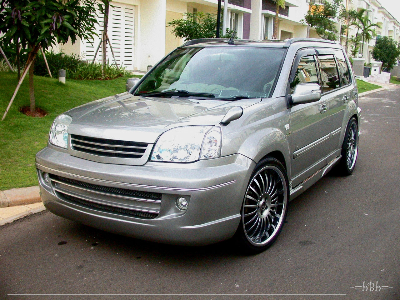 Bbb 2005 Nissan X Trail Specs Photos Modification Info