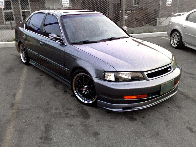 What kind of Grill and Lip kit will fit a 2000 Acura El 1.6 ...