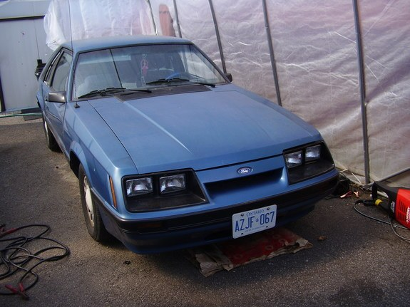 Another 300MLuva 1986 Ford Mustang post... - 10524398