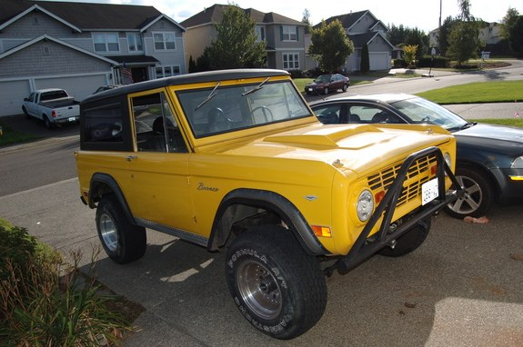 Supertip's 1968 Ford Bronco