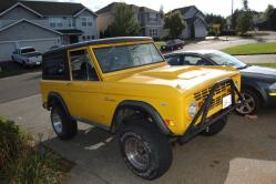 Supertips 1968 Ford Bronco
