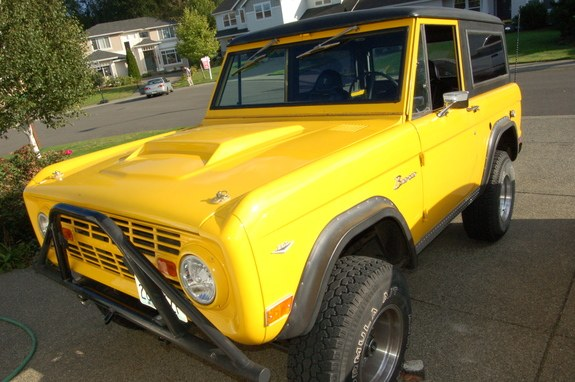 Supertip 1968 Ford Bronco 10525282