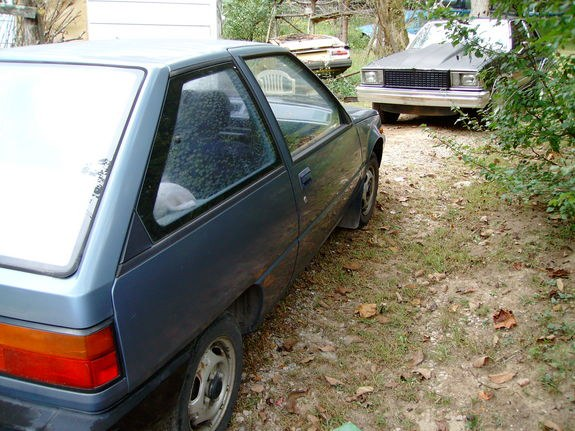 Another 666reaper666 1987 Dodge Colt post... - 10525165
