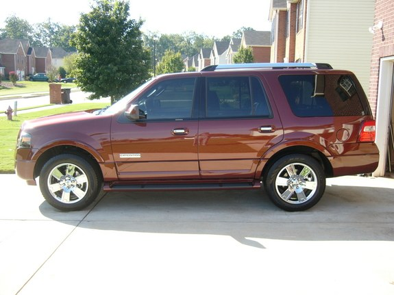 lgbryant 2007 ford expedition specs photos modification info at cardomain. Black Bedroom Furniture Sets. Home Design Ideas