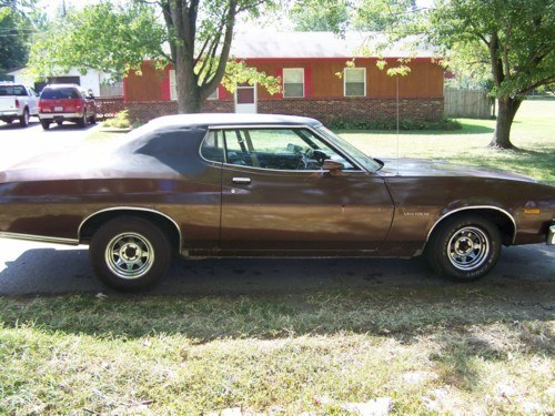 grantorino1975 1975 ford gran torino specs photos. Black Bedroom Furniture Sets. Home Design Ideas
