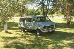 1989 GMC Rally Wagon 1500