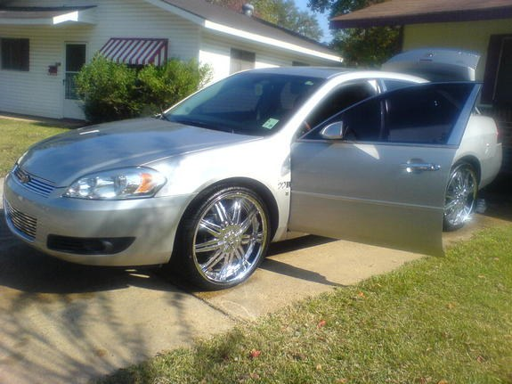 Dsouthernflyboi 2007 Chevrolet Impala