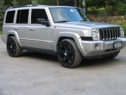MGwarrior350 2006 Jeep Commander
