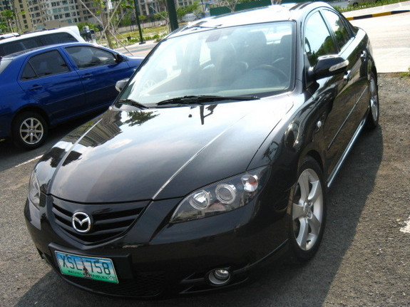 Another andy329 2004 Mazda MAZDA3 post... - 10531456