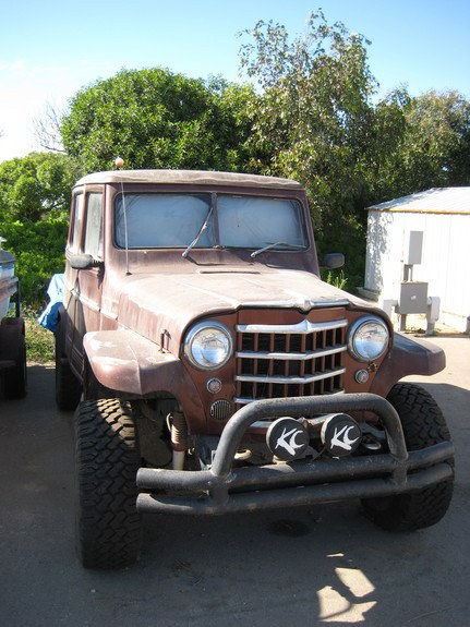 Rocnwilly 1959 Willys Wagon