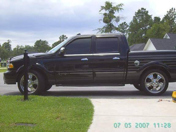 Never4Get 2002 Lincoln Blackwood