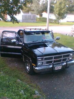 Mitchell2502s 1984 GMC Sierra (Classic) 1500 Regular Cab
