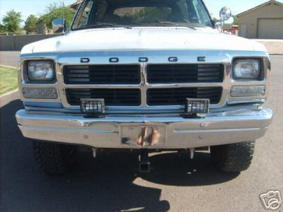 Another prelude760 1992 Dodge Ram 1500 Regular Cab post... - 10531538