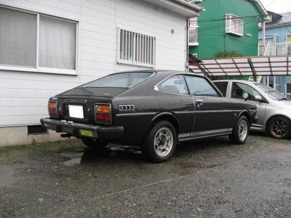 Another offtilt 1978 Toyota Levin post... - 10531816