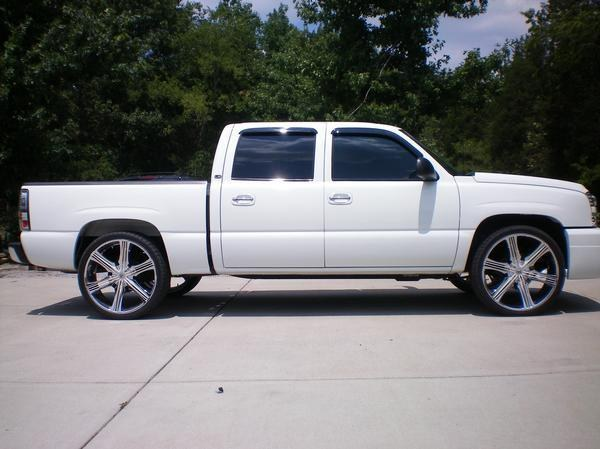 ilovemytoyotas 2006 chevrolet silverado 1500 crew cab. Black Bedroom Furniture Sets. Home Design Ideas