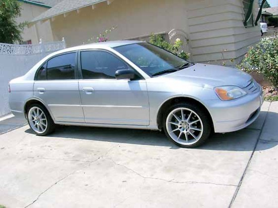Another machine89 2002 Honda Civic post... - 10533591