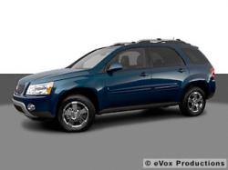 jkw314 2007 Pontiac Torrent