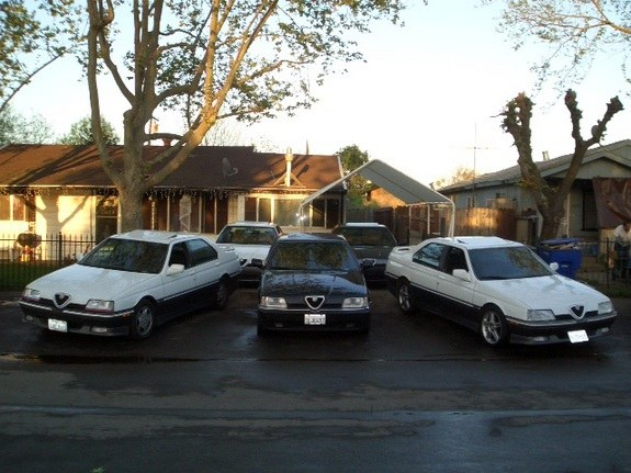 Another 164-FAMILY 1991 Alfa Romeo 164 post... - 10534660