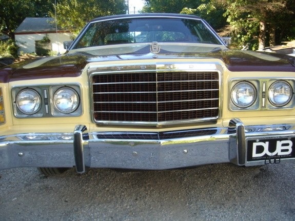 FORSALE1111 1976 Ford LTD 10534893