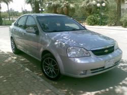 mydricss 2006 Chevrolet Optra