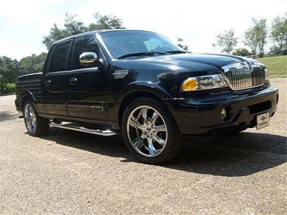 Nissan Lafayette La >> 1finewood 2002 Lincoln Blackwood Specs, Photos ...