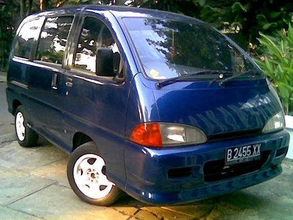 Another Dodank 1995 Daihatsu Handi-Van post... - 10539826