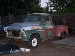 Alhaxits 1955 Chevrolet 3100