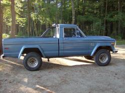 82JeepJ10 1982 Jeep J-Series