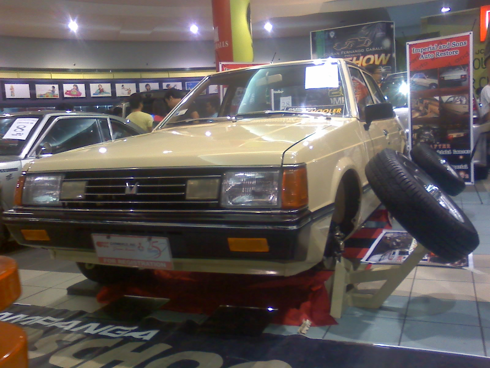 Another daxz1219 1976 Mitsubishi Galant post... - 10868802