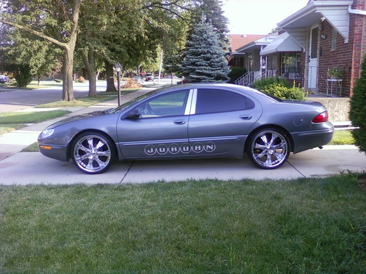 rodjr mj23 39 s 1998 chrysler concorde in chi city il. Cars Review. Best American Auto & Cars Review