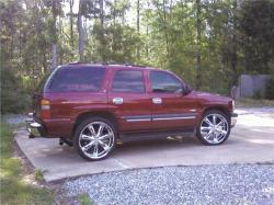 LeeCountyBoys 2002 Chevrolet Tahoe