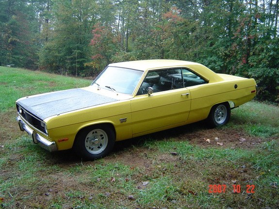 JReece's 1973 Plymouth Scamp
