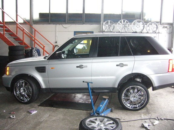 Another Lillwood 2007 Land Rover Range Rover Sport post... - 10544668