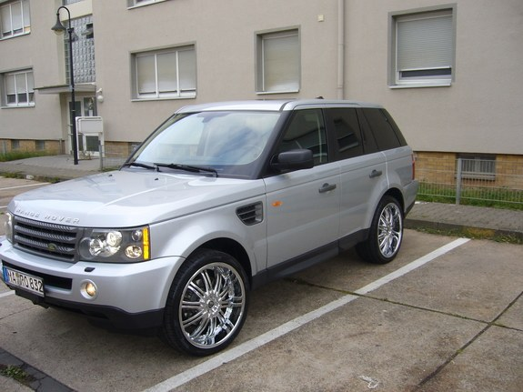 Another Lillwood 2007 Land Rover Range Rover Sport post... - 10544677