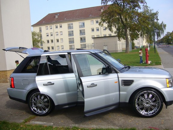 Another Lillwood 2007 Land Rover Range Rover Sport post... - 10544681