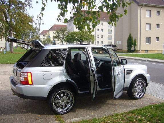 Another Lillwood 2007 Land Rover Range Rover Sport post... - 10544682