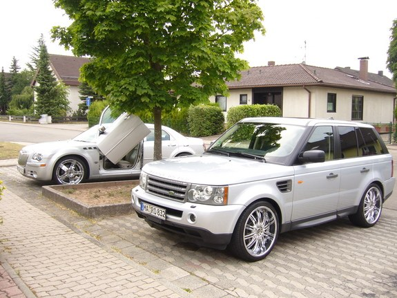 Another Lillwood 2007 Land Rover Range Rover Sport post... - 10544697