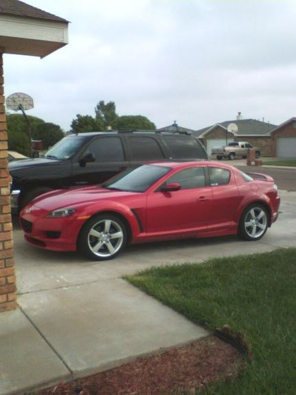 djscrewe 2004 mazda rx 8 specs photos modification info. Black Bedroom Furniture Sets. Home Design Ideas