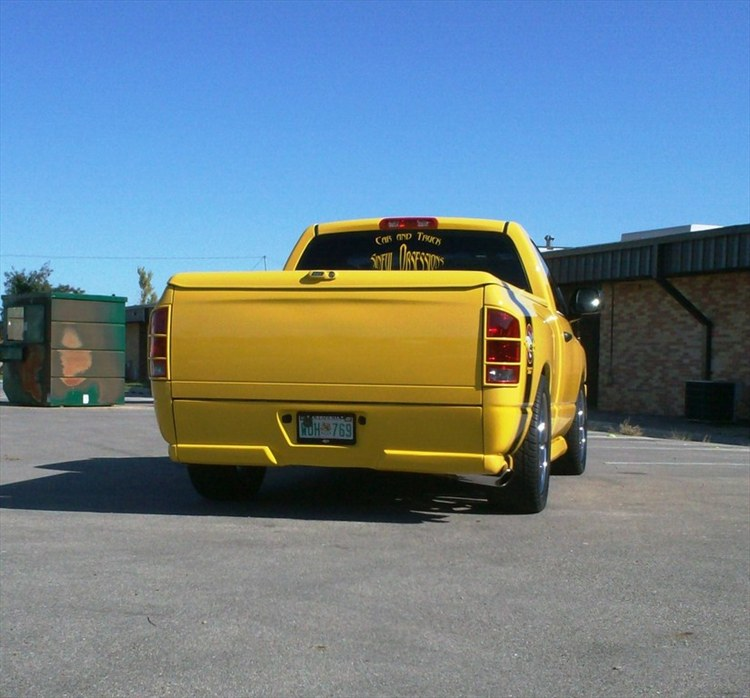 RumbleBee1321 2004 Dodge Ram 1500 Regular Cab Specs