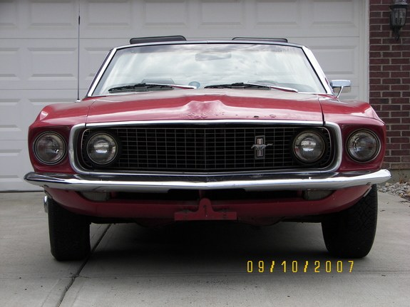 Another ORC_451121 1969 Ford Mustang post... - 10543709