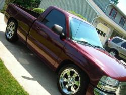 slowsierras 2003 GMC Sierra 1500 Regular Cab