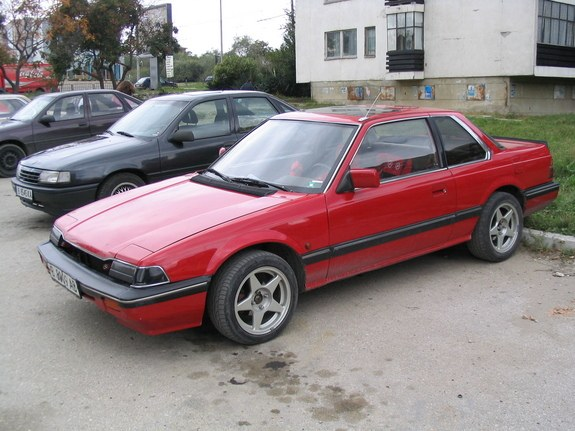 turbo lude 1986 honda prelude specs photos modification info at cardomain. Black Bedroom Furniture Sets. Home Design Ideas