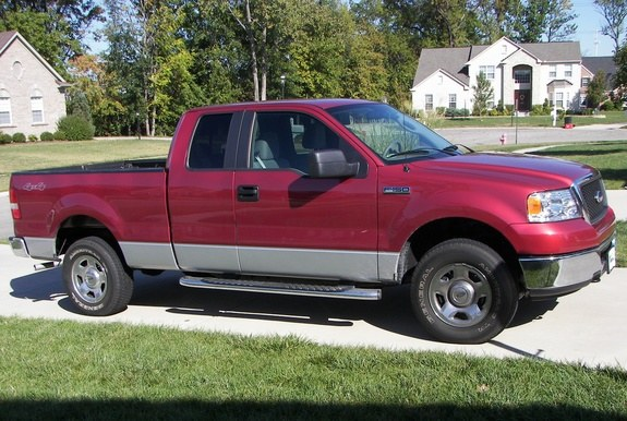 orc 451121 2007 ford f150 super cabxlt styleside pickup 4d 6 1 2 ft specs photos modification. Black Bedroom Furniture Sets. Home Design Ideas