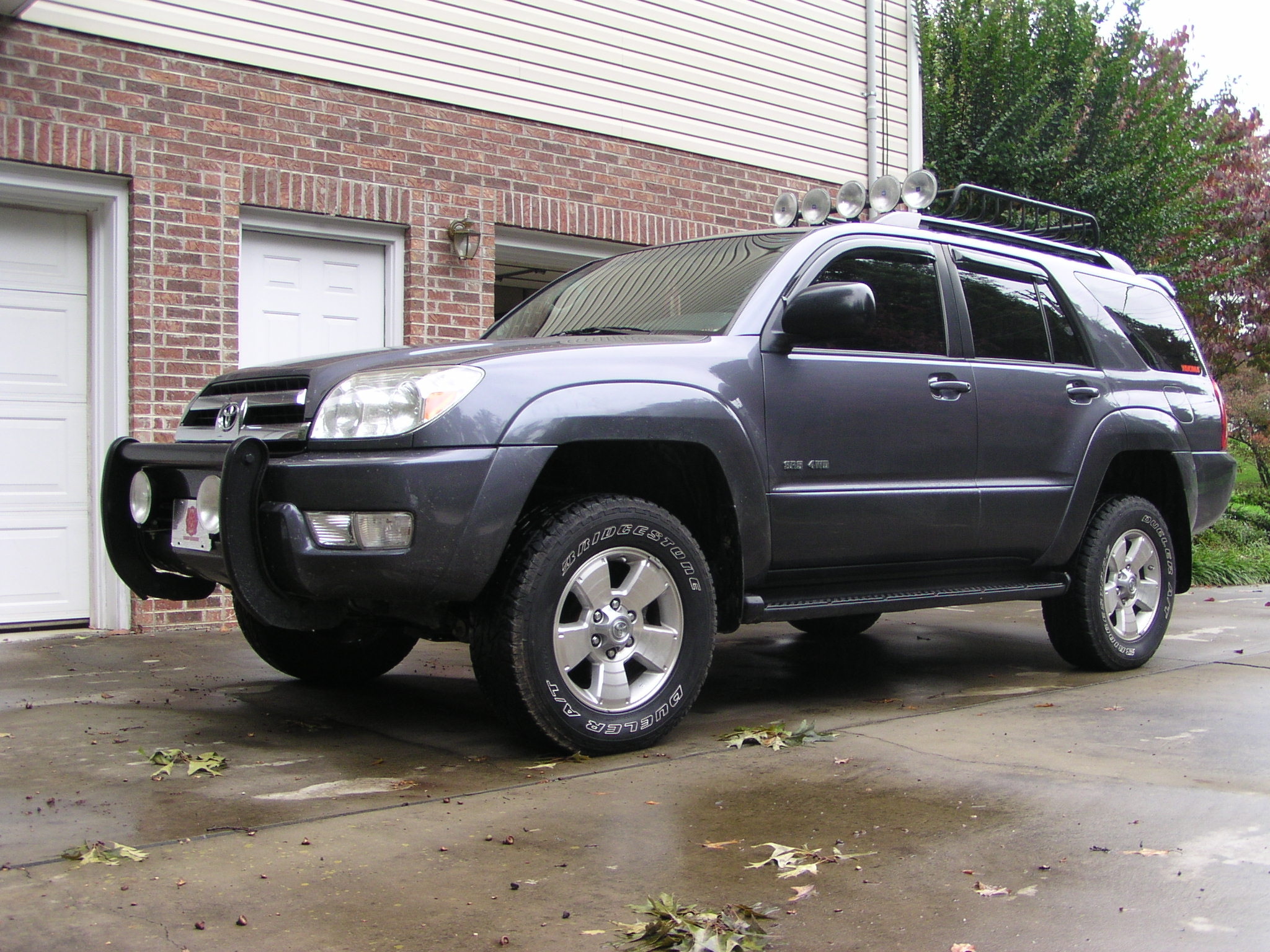 4runer06 2005 Toyota 4Runner Specs s Modification Info at