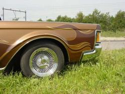Daddycooldrivers 1970 Lincoln Mark III