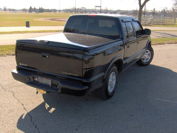 Another wiler2006 2004 Chevrolet S10 Regular Cab post... - 10544585