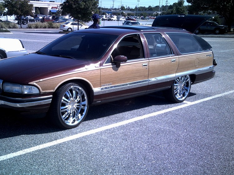 Another StankinLinc24 1998 Lincoln Town Car post... - 11409664