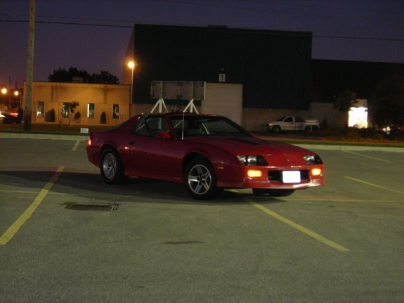 Another Black_LHS 1987 Chevrolet Camaro post... - 10546106